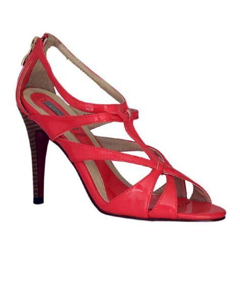 Heels Ret Hak Kotak catwalk coral pencil heel sandals price in india buy