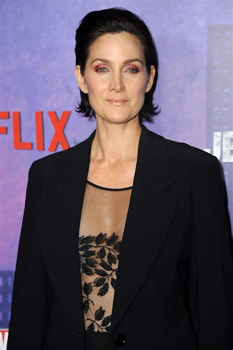 Carrie Moss In New by Carrie Moss At Jones Season 2 Premiere In New