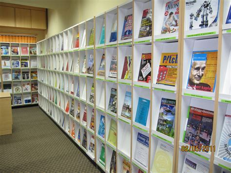 periodical section in the library definition resources