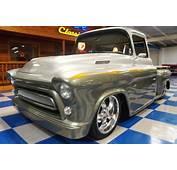 1957 Chevrolet 3100 AMEN Custom One Off Restoration For