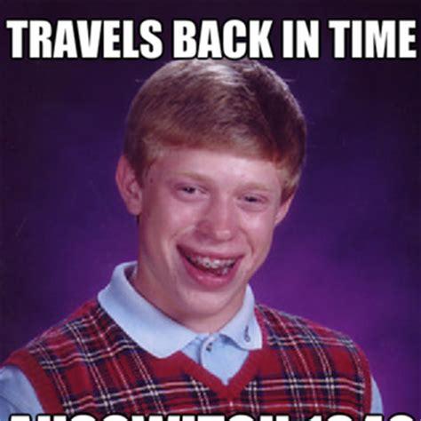 Time Travel Meme - meme center christiaan cloete 33 profile