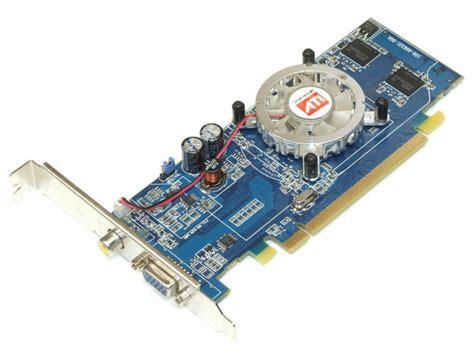 Vga Card Ati Radeon X1300 ati radeon x1300 64mb vram 512mb hm pci express graphics card vga 87 bc93 00 me