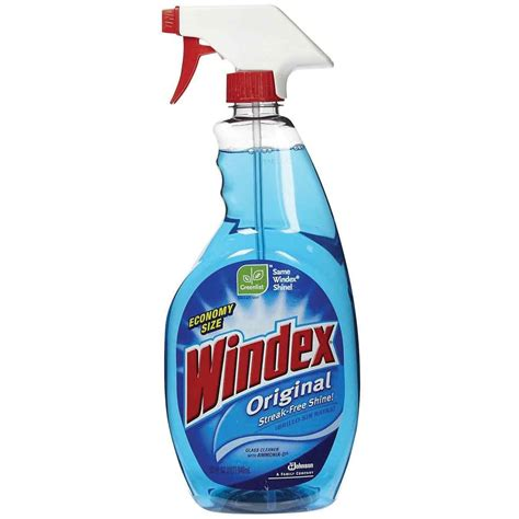 what is cleaning windex glass cleaner qc supply