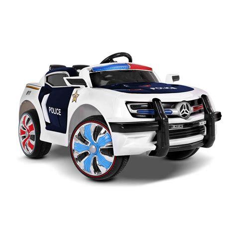 toddler battery car ride on car electric ride patrol car battery