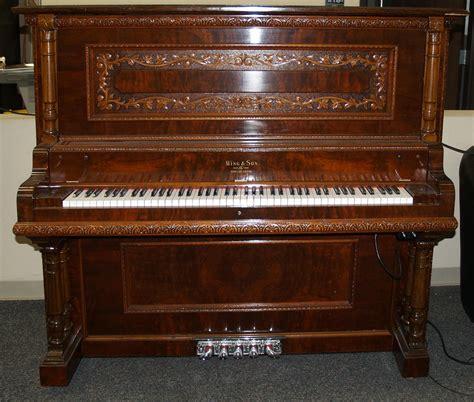 Yamaha Upright Piano U1j Pm U1j Pm U1jpm upright grand piano kimball console piano bl cabinet