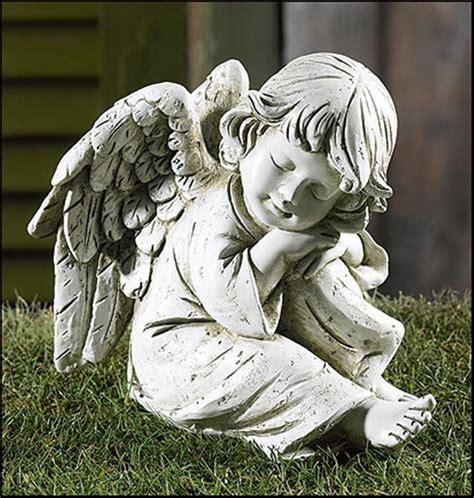 outdoor angel statues cherub indoor outdoor garden statue ebay