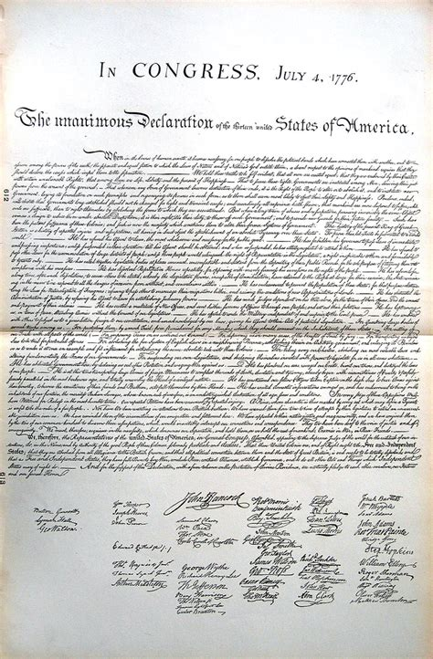 full printable us constitution the united states constitution reproduction print large