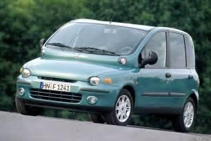 Fiat Multipa Fiat Multipla 2002 Slike Fotografije Fiat Multipla 2002