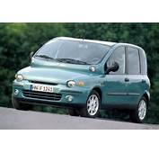 Fiat Multipla 2002 Slike Fotografije