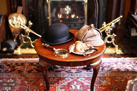 Sherlock Holmes Museum Fashion Food Travel And Lifestyle