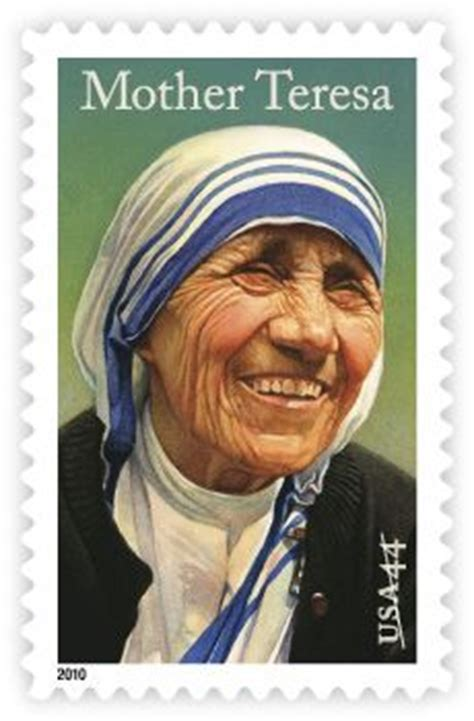 mother teresa nobel prize biography 1000 images about postage sts people on pinterest