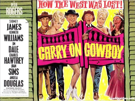 cowboy film comedy carry on cowboy movies pinterest film posters films