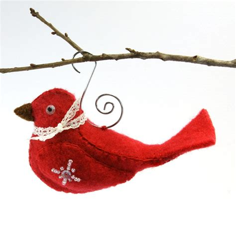 pattern felt christmas ornaments felt bird christmas ornament pattern pdf