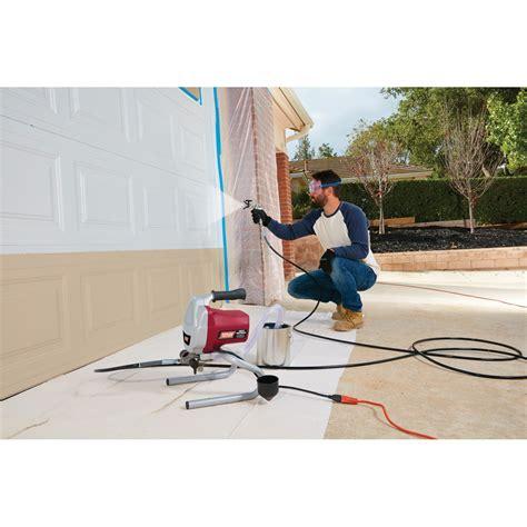 1 gallon airless paint sprayer airless paint sprayer kit
