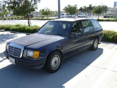 where to buy car manuals 1987 mercedes benz s class user handbook buy used 1987 mercedes benz turbodiesel wagon for parts or restoration in palos verdes