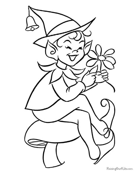 St Patricks Day Coloring Page 004 St S Day Coloring Pages For On