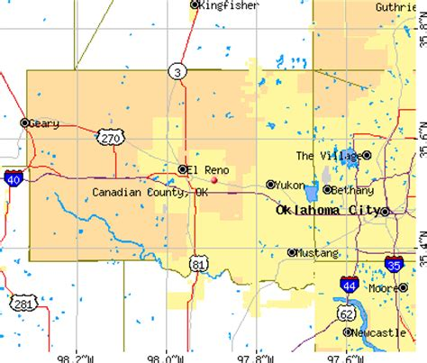 Canadian County Property Records Canadian County Oklahoma Detailed Profile Houses Real Estate Cost Of Living
