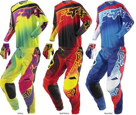 fox motocross gear combos 2014 fox motocross gear product spotlight motocross