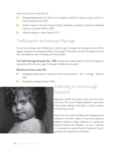 section 367 ipc stop child trafficking a handbook for parliamentarians