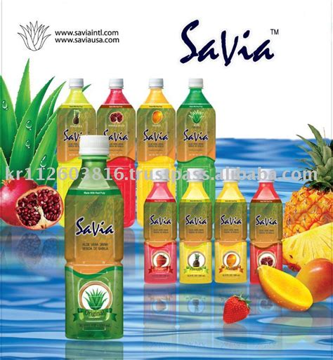 Savia Set home gt product categories gt aloe drink gt aloe vera juice savia s aloe vera juice