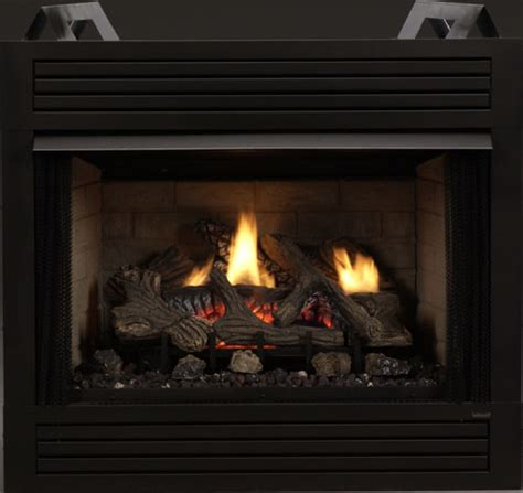 Monessen Fireplace Review by Monessen Universal Ventless Gas Firebox With Cottage Clay