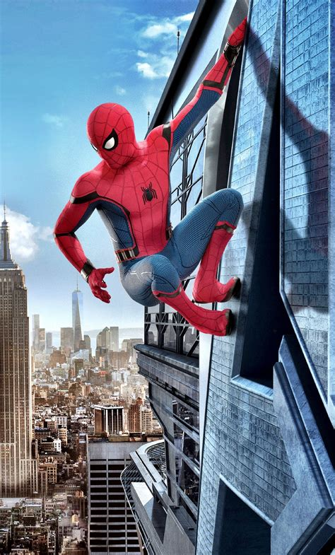 latest spiderman homecoming spidy hd  wallpaper