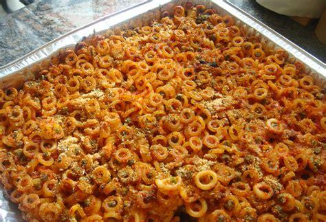 come cucinare la pasta al forno anelletti al forno ricetta