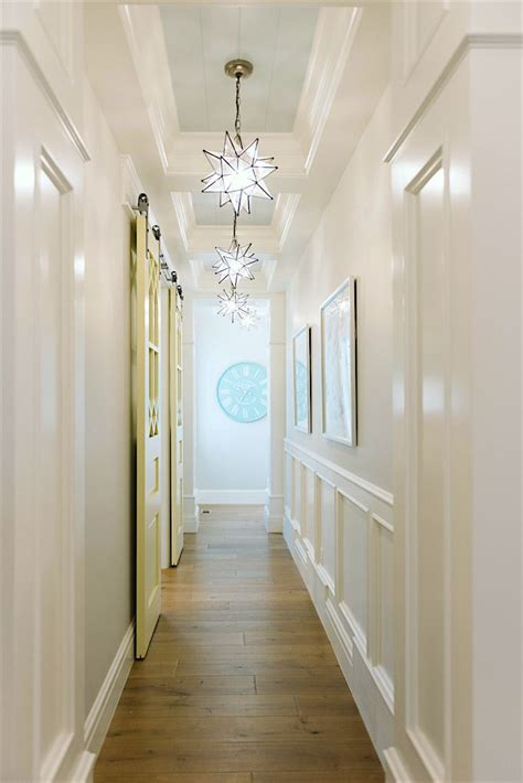 hallway lighting how to make your tray ceiling feel like home