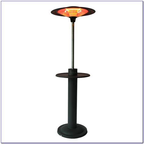 Bramblecrest Electric Tabletop Patio Heater Tabletop Academy Patio Heater