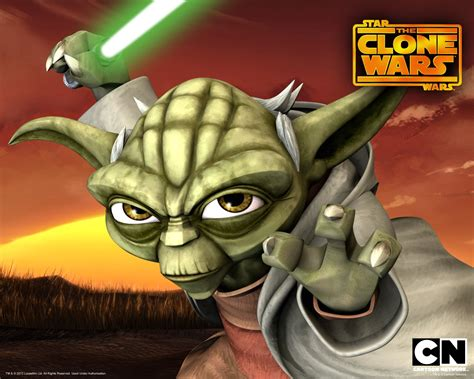 cartoon yoda wallpaper star wars the clone wars pictures wallpapers and