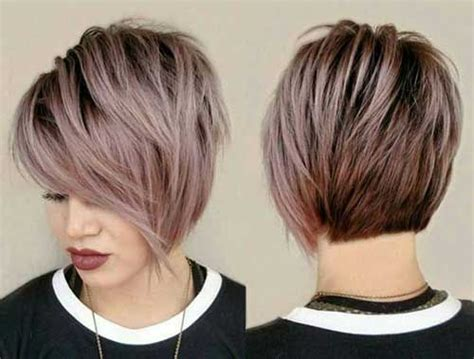 womens asymmetrical haircuts front and back 25 best ideas about short haircuts on pinterest pixie