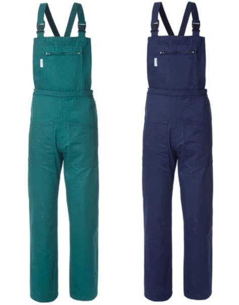 lavoro da giardiniere salopette pantaloni a pettorina verde per serra
