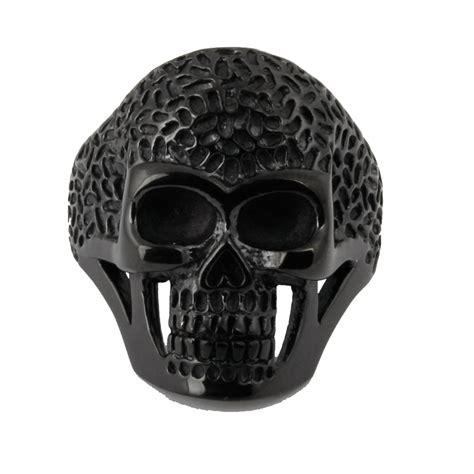 Skull Ring Titanium Sr 067 stainless steel ring skull sr 943 n