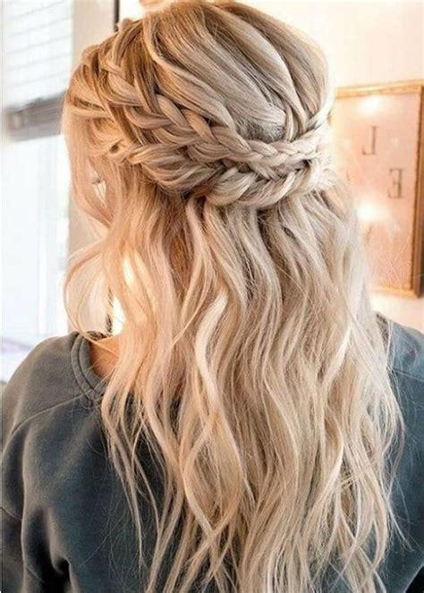 best 20 cute hairstyles for long hair hairstyles and