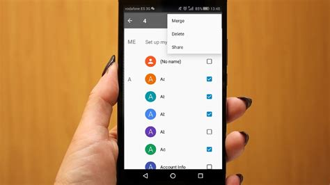 how to delete contacts on android how to delete or all contacts in android phone no app