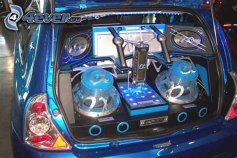 Auto Innenraum Tuning by Voiture