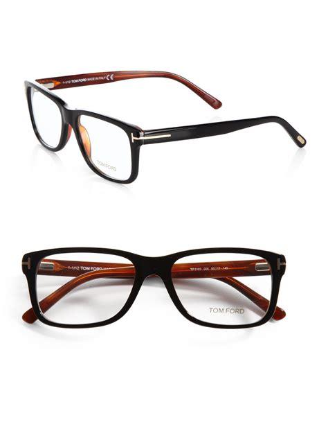 lyst tom ford plastic optical tom ford plastic optical frames in black for men lyst