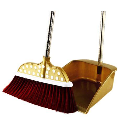 Produk Pembersih Lantai Clean Pengganti Sapu penyapu sapu pengki spin sihir keras lantai bersih kotor alat tangan sikat sapu dan pengki