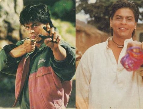 biography of film karan arjun 5 movies before fan in which shah rukh khan played