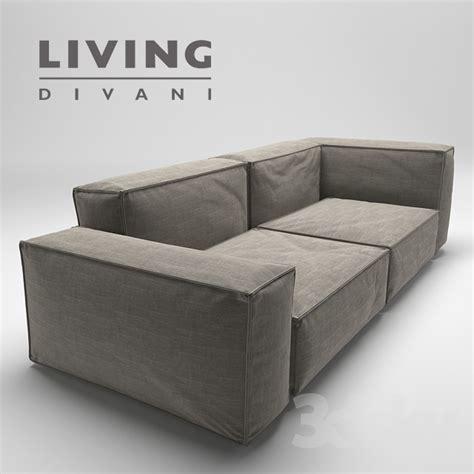 3d models: Sofa   Neowall Sofa   Living Divani