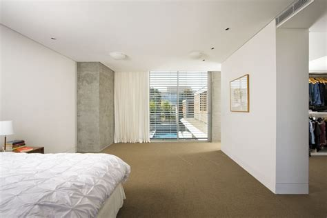 modern contemporary bedroom interior design clovelly house