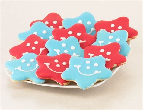 shaped cookies shaped food connecting the dots