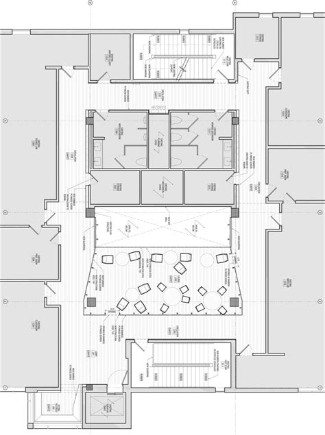 student center floor plan gallery of sullivan family student center ltl architects