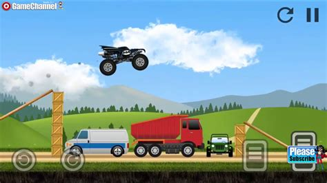 t0yta car 100 monster truck racing video monster trucks vs