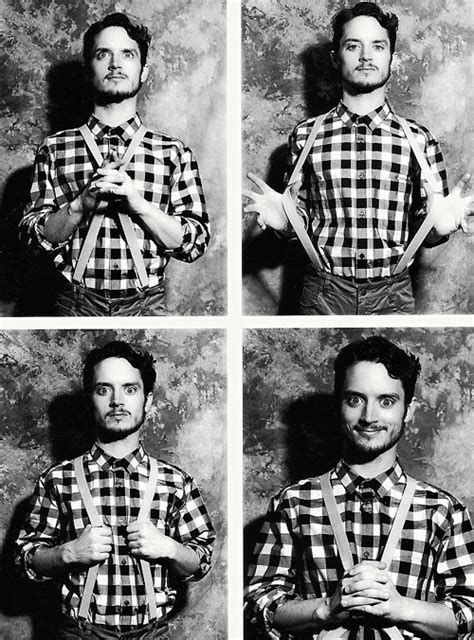 Elijah Wood Dishes About Jared Leto Thinking Hes A Tough by 17 Best Images About It S Raining On