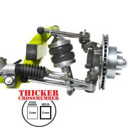1941 48 chevy car air ride suspension kit front end