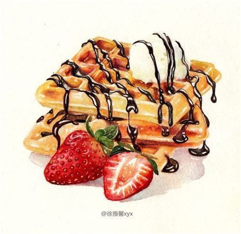 illustration cuisine 1049 best food images on drawing drawings