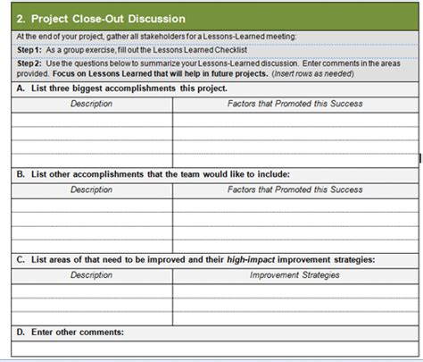 lessons learned project management template lessons learned template out of darkness