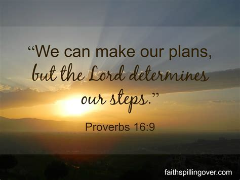 make plans when god s plan is different than yours faith spilling