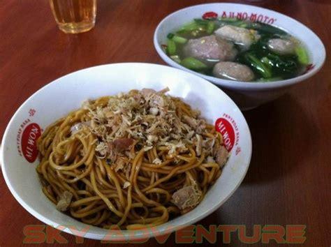 tempat wisata kuliner bakso  bandung outbound lembang